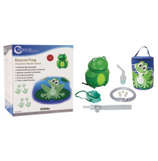 Pediatric Frog Nebulizer with Nebulizer Kit and Bag (Each of 1)