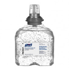 Purell Advanced Hand Sanitizer Gel Refill for TFX Dispenser, 1200 mL (Case of 4)