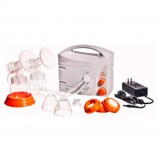 EnJoye LBI Professional Grade Cordless Breast Pump with Power Supply and PAS (Each)