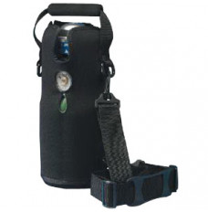 HomeFill Patient Convenience Package ML4 Bag for HomeFill System, Black (Each)