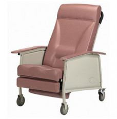 Deluxe Wide 3-Position Recliner, Rosewood (Each)