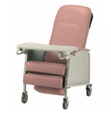 Basic 3-Position Recliner, Rosewood (Each)