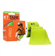 "KT Synthetic Pro Tape, 2"" x 10"", Winner Green (Box of 20)"