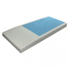 "Protekt 500 Gel Infused Foam Pressure Redistribution Mattress, 36"" x 80"" x 6"" (Each of 1)"