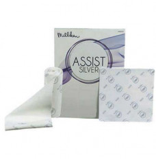 Assist Silver Absorbent Dressing 24 x 36 (Case of 20)