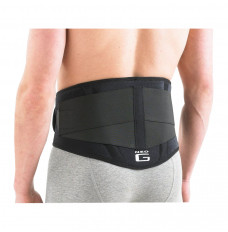 Neo G Back Brace with Power Straps, One Size (Each of 1)