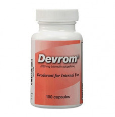 Devrom Tablets, 100 (Each of 1)