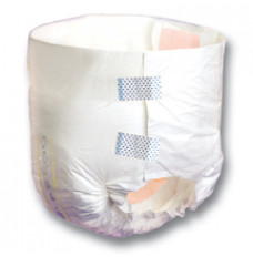 """Tranquility ATN (All-Through-the-Night) Youth Disposable Brief 18"""" - 26"""" (Case of 100)"""