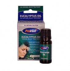 ProVent Eucalyptus Oil Congestion and Sinus Relief (Each)