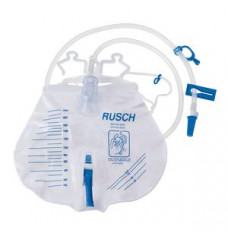Bedside Urinary Drain Bag with Anti-Reflux Valve 2,000 mL (Each)