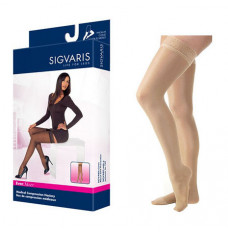 782N Style Sheer Thigh, 20-30mmHg, Women's, Large, Short, Natural (Each of 1)