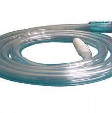 """Urinary Night Drainage Tubing with Adapter 60"""" (Each)"""