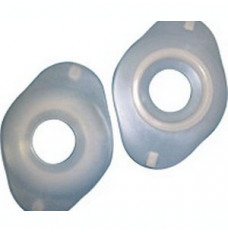 """Convert-A-Pouch Convex Face Plate, 1"""", 2/Package (Package of 2)"""