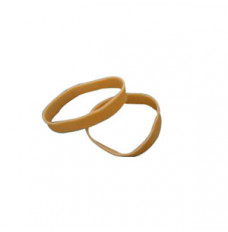 Round Elastics Double Thickness Red (Package of 24)