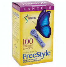 FreeStyle Lancet 28G (100 count) (Box of 100)