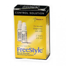 FreeStyle High/Low Flow Control Solution (Each)