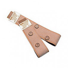 Fitz-All Fabric Leg Straps with Buttons (Package of 1)