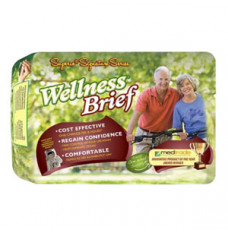 """Wellness Briefs Superio Series, X-Large 47"""" - 67"""" (Case of 54)"""