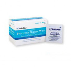 ReliaMed Sting-free Protective Barrier Wipes (Box of 50)