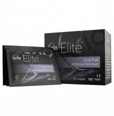 Trio Elite Sting Free Adhesive Remover Wipes (Box of 30)